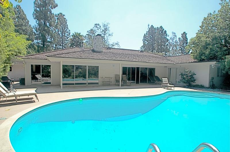 #284 Beverly Hills Mid-Century Home 4BR with Pool - Image 1 - Beverly Hills - rentals