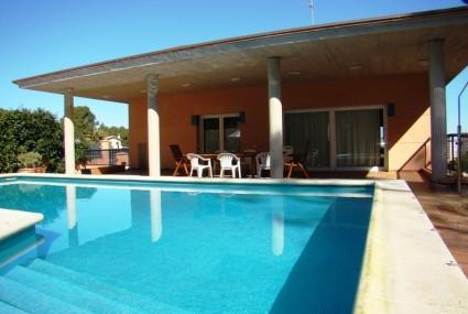 Bagueny: Holiday villa at the Costa Brava - Image 1 - Sant Antoni de Calonge - rentals