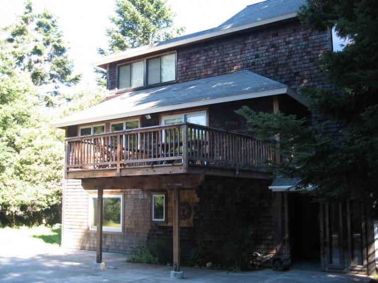 Exterior Shot - Peace and Quiet Minutes from the Ocean - Fort Bragg - rentals