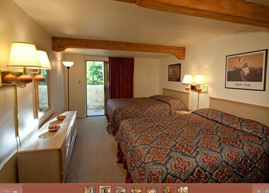 Taos Ski Valley 1 Bedroom Condo - Sleeps 4-6 - Image 1 - Taos Ski Valley - rentals