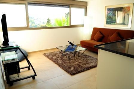 Living room  - Elegant apartment Carmel Center B&B, Don't miss it - Haifa - rentals