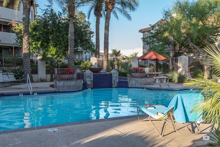 Time to relax, read a book or go for swim - Long-Term Resort-Style Oasis in the Sonoran Desert - Ahwatukee - rentals