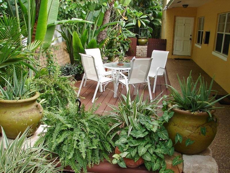 Beautiful Hidden Gardens at Victoria Park - Image 1 - Fort Lauderdale - rentals