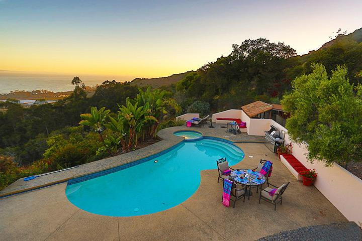 Expansive coastal views - Alta Mira - Carpinteria - rentals