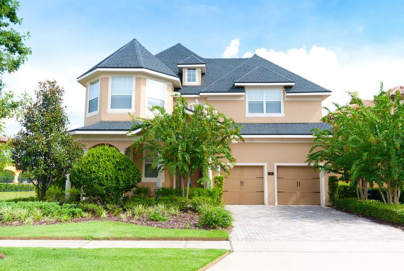Luxurious contemporary 5 bed home in a no.1 resort - Image 1 - Kissimmee - rentals