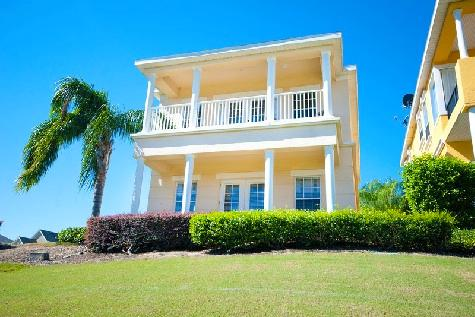 Large luxury 4 bed home with separate guest house - Image 1 - Kissimmee - rentals