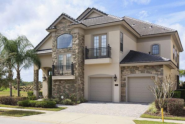 Luxurious 5 bed home in Orlando's no.1 resort! - Image 1 - Kissimmee - rentals