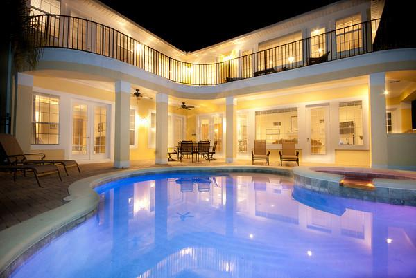 Luxury 6 bed villa - amazing games room and pool. - Image 1 - Kissimmee - rentals