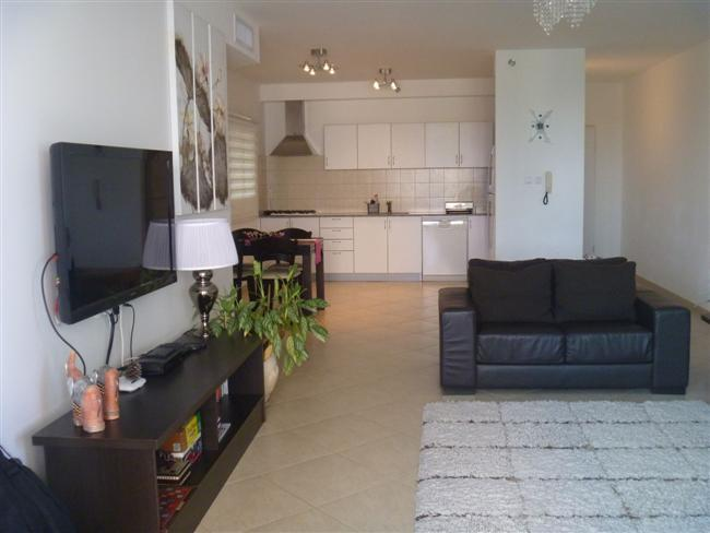 Modern 3 BR Apartment in South Beach, Netanya, Fantastic Location with Sea View - YD03K - Image 1 - Netanya - rentals
