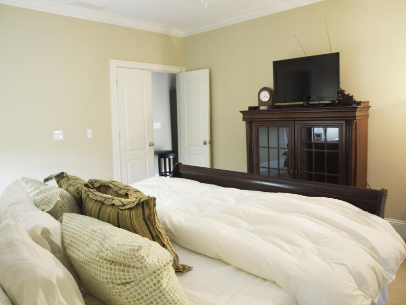 Guest Bedroom - Luxury Buckhead Chaistain Park Concert Location: - Atlanta - rentals