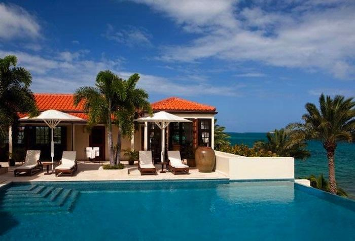 Luxury 5 bedroom Jumby Bay Resort villa. Unparalleled views of Buckley Bay and Great Bird Island! - Image 1 - Antigua and Barbuda - rentals
