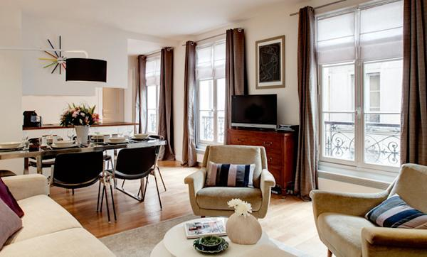 MARAIS PASTOURELLE 2 : 3 bedrooms 2 bathrooms - Image 1 - Paris - rentals