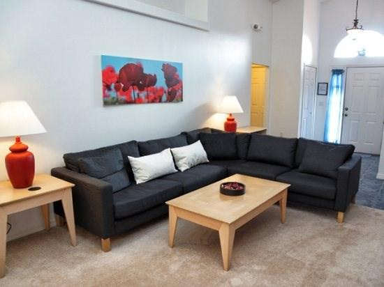 Living Area - LW4P116MR 4BR Lavish Ideal Pool Home with A View - Davenport - rentals