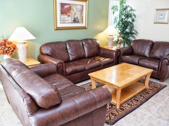 Living Area - TH5P924BD Amazing 5 Bedroom Villa with Nicely Fitted Decor - Davenport - rentals