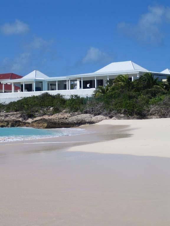 Shutters On The Beach at Blowing Point, Anguilla - Beachfront, Pool, Guaranteed Privacy - Image 1 - Anguilla - rentals