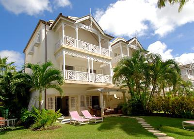Fathom's End at Mahogany Bay 6, Barbados - Beachfront, Pool, Private Beach Gate - Image 1 - Saint James - rentals
