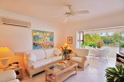 Glitter Bay Estate 412 at Porters, Barbados - Beachfront, Gated Community, Communal Pool - Image 1 - Saint James - rentals