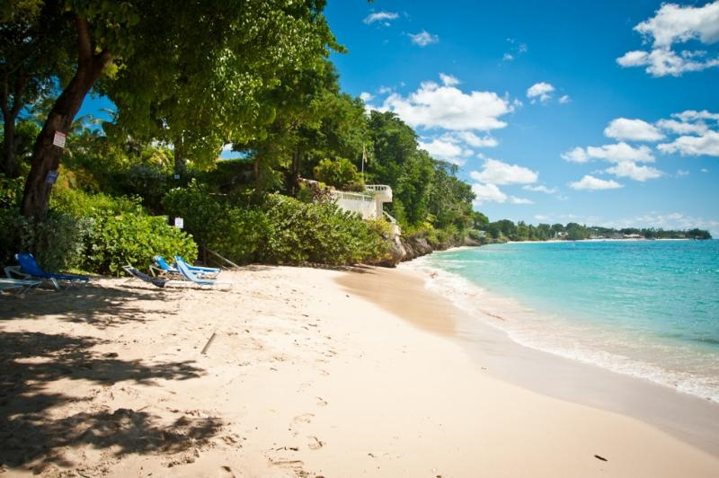 Barbados Blissful Beach View  - Merlin Bay-Nutmeg: Caribbean Colourful - Saint James - rentals