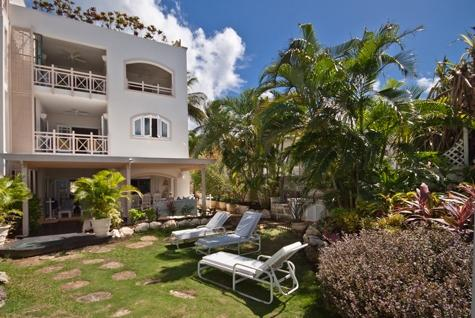 Reeds House 1 at Reeds Bay, Barbados - Beachfront, Private Roof Top Sun Deck, Spa Pool - Image 1 - Reeds Bay - rentals