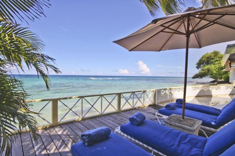 Sunset Reach at Mullins, Barbados - Beachfront, Back In Caribbean Sun, Spacious Sundeck - Image 1 - Mullins - rentals