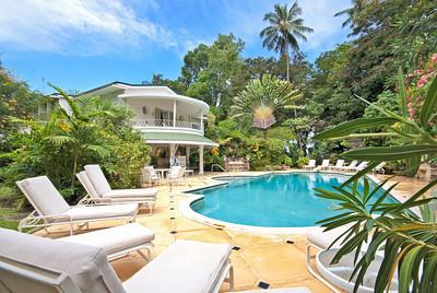 St. Helena at Old Queen's Fort, Barbados - Beachfront, Pool, Tropical Gardens - Image 1 - Saint James - rentals