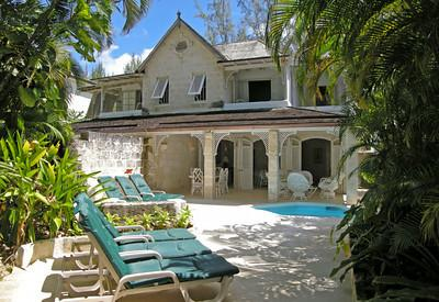 Waverly House at Gibbs Beach, Barbados - Beachfront, Plunge Pool, Amazing Sunset Views - Image 1 - Gibbes - rentals