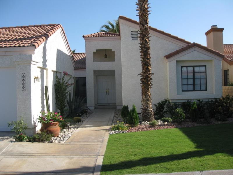 Three Palms - Gated Community - Three Palms Private Vacation Home in Palm Desert - Palm Desert - rentals
