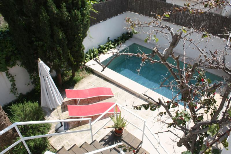 Townhouse with pool in Pollenca, Mallorca - Image 1 - Pollenca - rentals