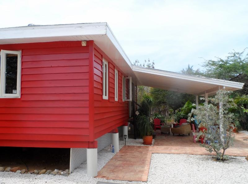 Aruba's Tropical CHALET, for a private vacation! - Image 1 - Paradera - rentals