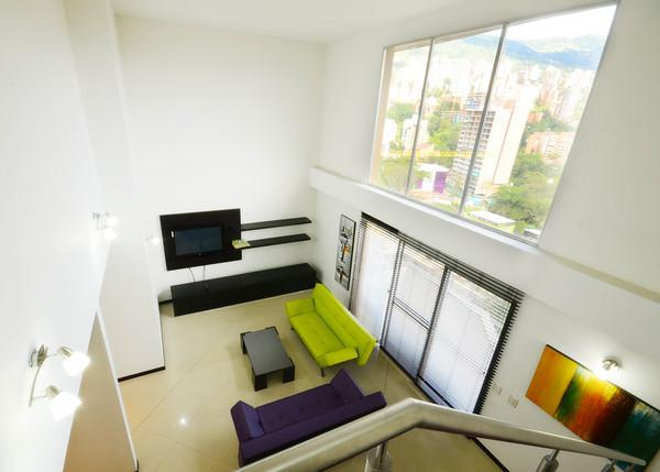 Ibiza 1301 Duplex Penthouse with City Views - Image 1 - Medellin - rentals