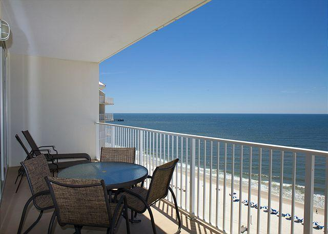 Deck View - Lighthouse 1207- - 08/25 for 4 nights - Total including all tax and fee $750 - Gulf Shores - rentals