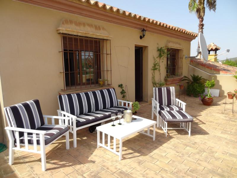 Private Rooms - 2 Large Bedrooms With Bathroom & Gorgeous Terrace - Arcos de la Frontera - rentals