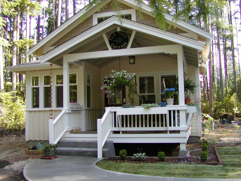 Yew Tree Cottage - In the woods-The Yew Tree Cottage - Anderson Island - rentals