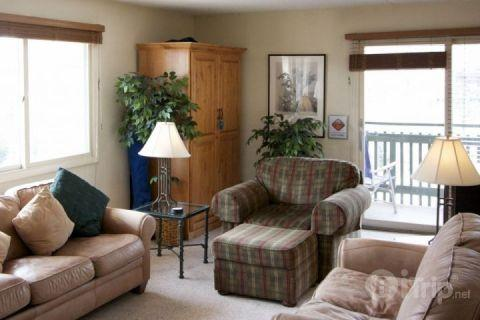 Evergreen Lodge 705 - Image 1 - Vail - rentals