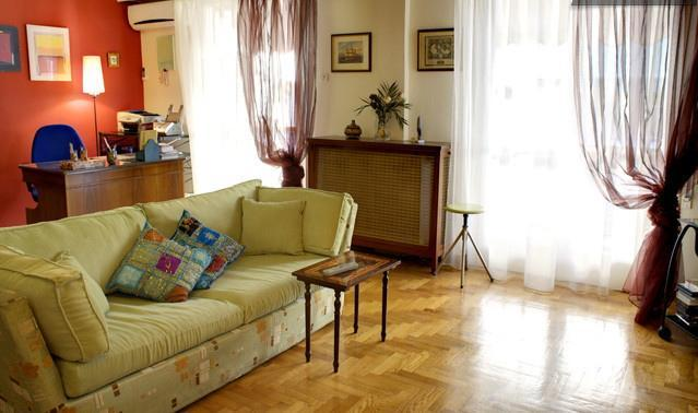 A lovely 100 sqm apartment in the heart of Athens - Image 1 - Athens - rentals