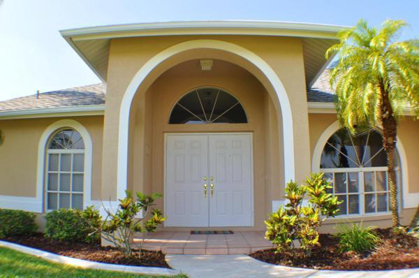 Villa Lika - Tropical Oasis with southern exposure - Image 1 - Cape Coral - rentals