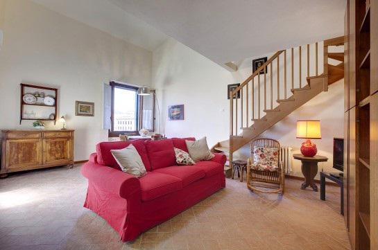 living room - Nice two-room apartment near the Cathedral - Florence - rentals