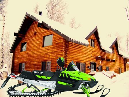 Cabin and Snowmobile packages available - The Aspen Moose Cabin! Sleeps 22+! HOT TUB & Games - Heber City - rentals