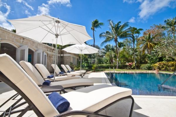 Fabulous Swimming Pool - Todmorden: Breezy Tropical Oasis - Saint Peter - rentals