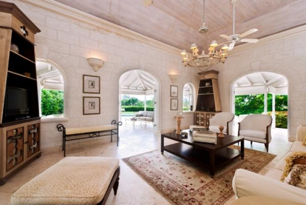 Exquisite Living area  - Royal Westmoreland-Isabelle: Privacy and Tranquility - Saint James - rentals