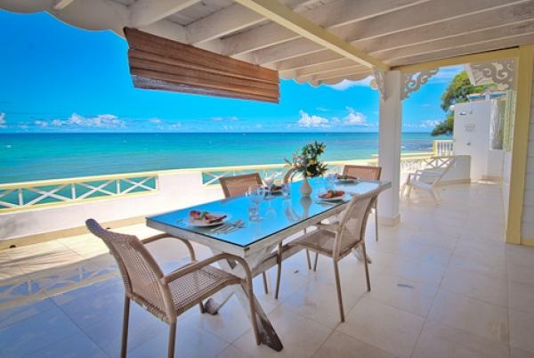 Amazing Beachfront Dining  - Sunset Reach: Steps from the Sea - Barbados - rentals