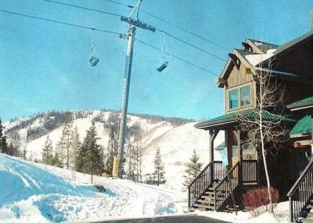 Slopes beyond Condo - Ski in Ski Out Kicking Horse Lodges 2 Bedroom Condo - Granby - rentals