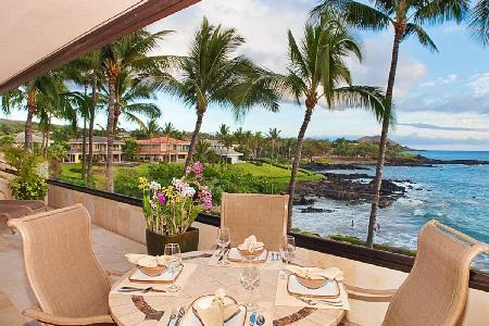 Beachfront Makena Surf Resort - F301 with pool- jacuzzi & tropical grounds - Image 1 - Makena - rentals