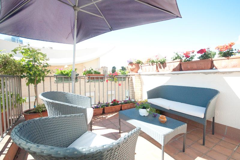 LUXURY HOUSE IN BCN NEAR THE BEACH - Image 1 - Barcelona - rentals
