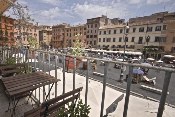 CR568i - Navona View - Image 1 - Rome - rentals