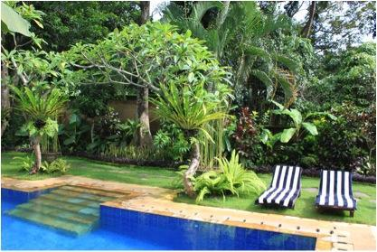 Private pool, private garden, just for you.... - Villa Teras Private 3 bedroom pool villa near Ubud - Ubud - rentals
