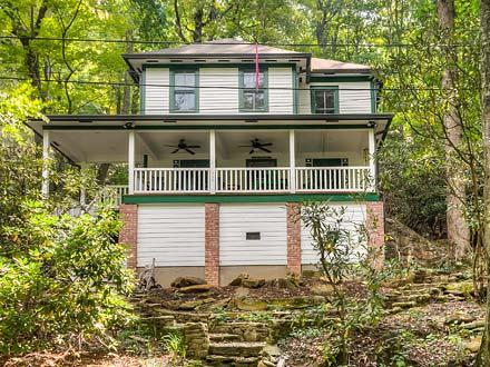 Across the Pond - Montreat Vacation Rentals - Image 1 - Montreat - rentals