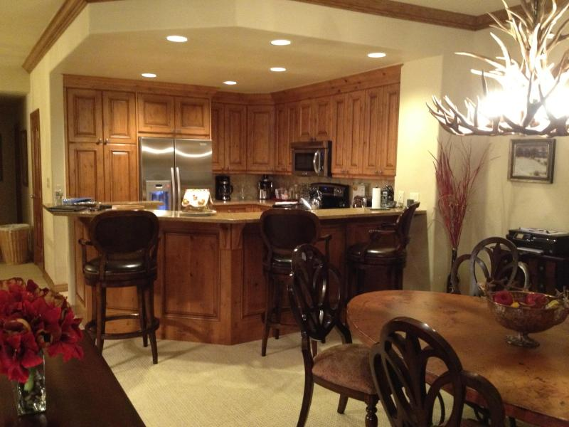 Beautiful Kitchen - Ski-In/Ski-Out With Views To Die For - Beaver Creek - rentals