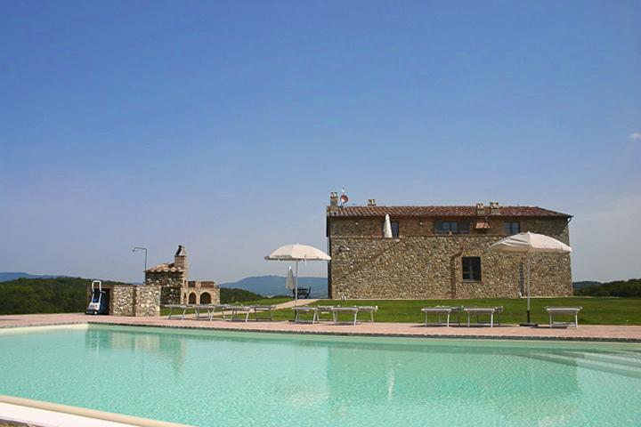 Ciacce Luxury villa Tuscan coast Guardistallo Pisa - Image 1 - Guardistallo - rentals
