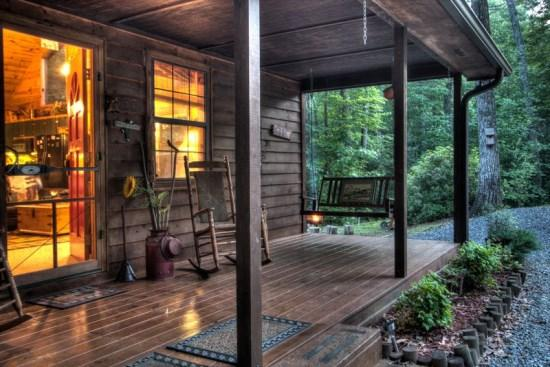 Discover Heavenly Peace - Heavenly Peace - find peace in the mountains - Blue Ridge - rentals
